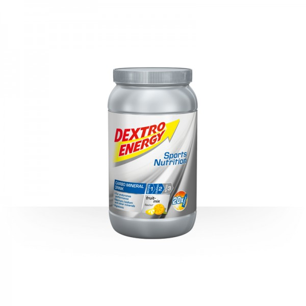 Carbo Mineral Drink Fruit Mix Dextro
